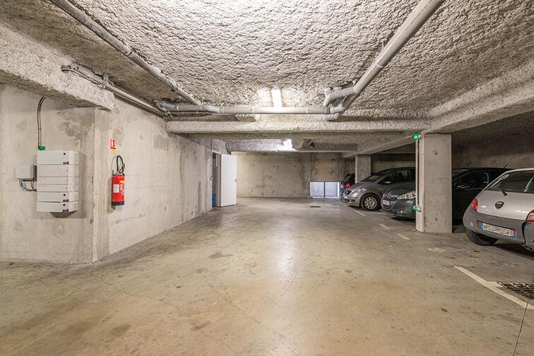 Parking Arènes Romaines - Saint-Martin du Touch - Toulouse garage