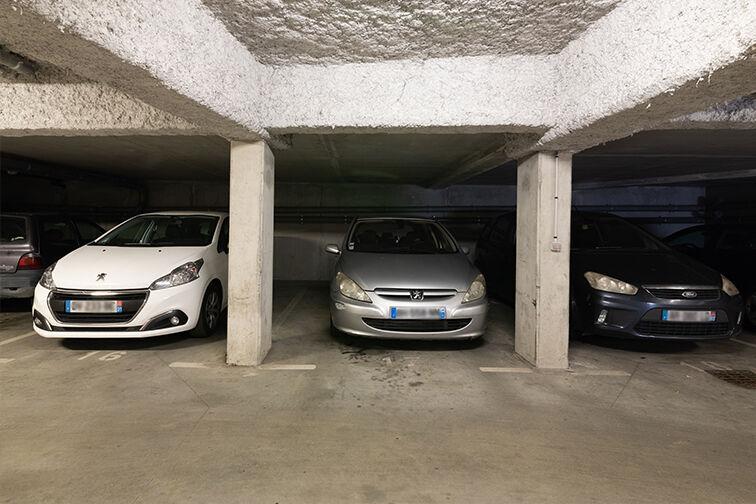 Parking Arènes Romaines - Saint-Martin du Touch - Toulouse souterrain