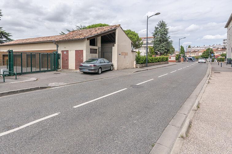Parking Arènes Romaines - Saint-Martin du Touch - Toulouse Toulouse