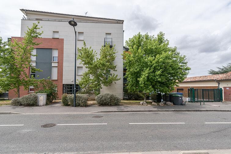 Parking Arènes Romaines - Saint-Martin du Touch - Toulouse sécurisé