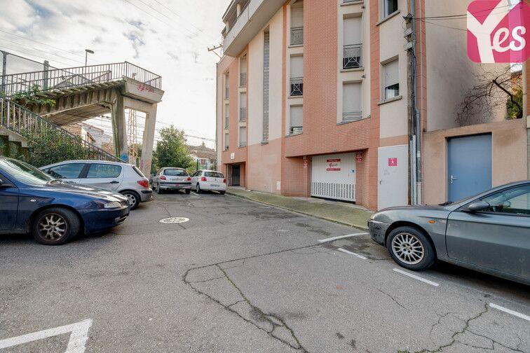 Parking Côte Pavée - Château de l'Hers - Limayrac - Toulouse à louer