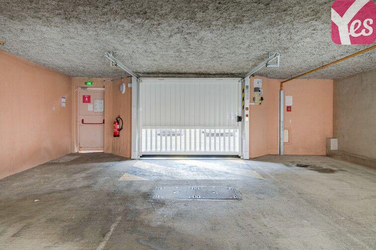 Parking Côte Pavée - Château de l'Hers - Limayrac - Toulouse box