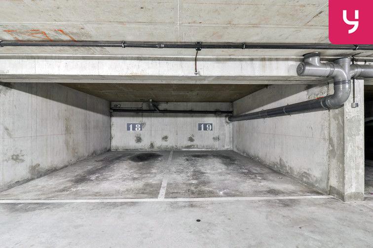 Parking Gare - Godillot - Hyères 5 avenue du grand marché