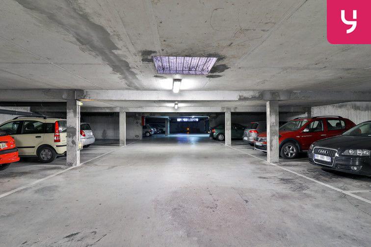 Parking Gare - Godillot - Hyères avis