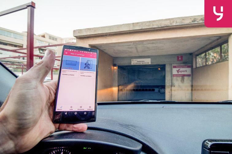 Parking Gare - Godillot - Hyères pas cher
