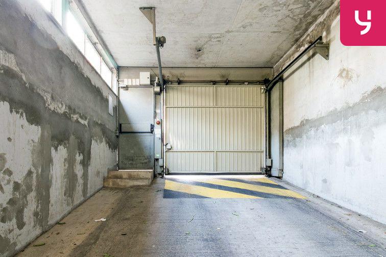 Parking Gare - Godillot - Hyères gardien
