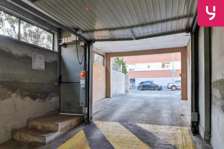 Parking Gare - Godillot - Hyères souterrain