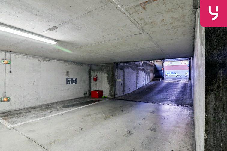 Parking Gare - Godillot - Hyères caméra