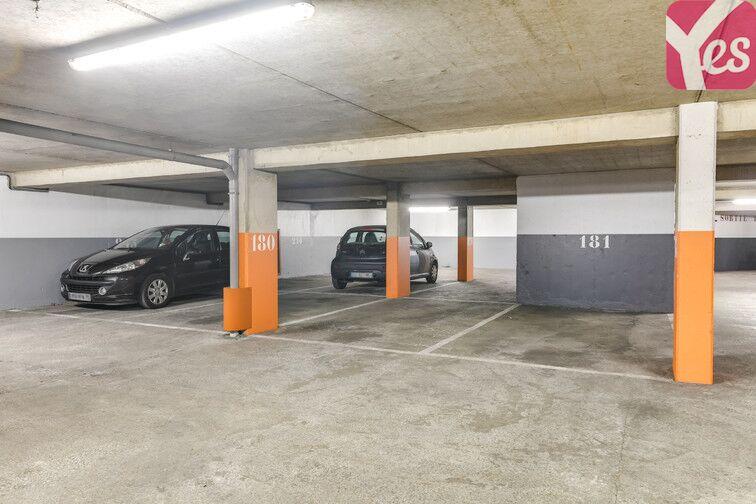 Parking Volontaires - Gare Montparnasse 75015
