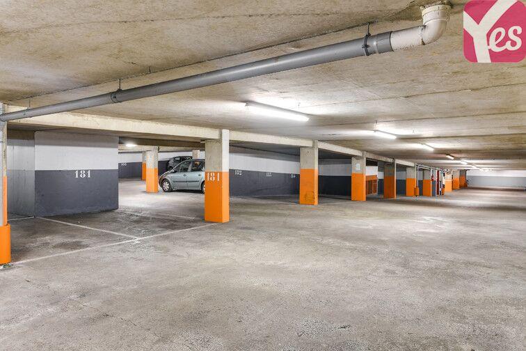 Parking Volontaires - Gare Montparnasse caméra