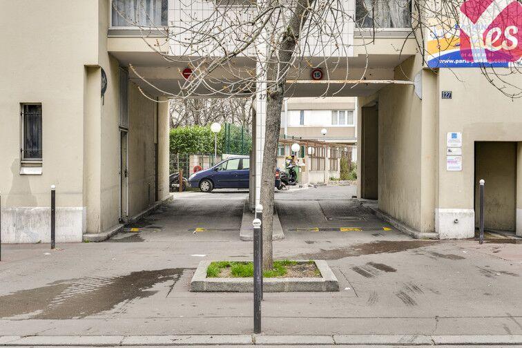 Parking Volontaires - Gare Montparnasse souterrain