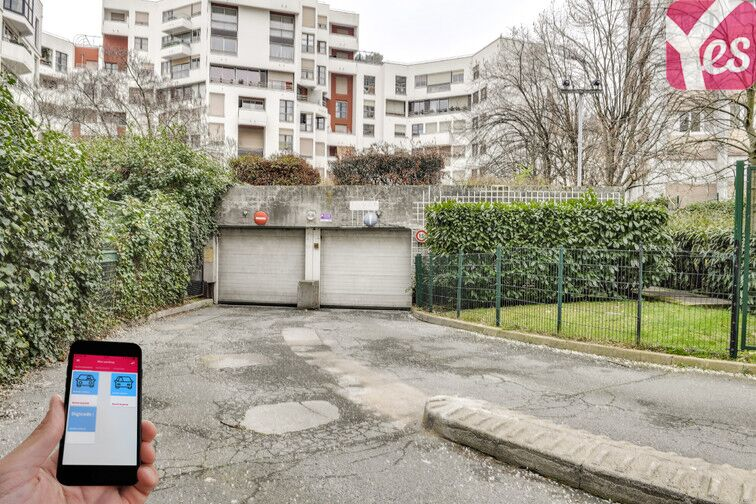 Location parking Volontaires - Gare Montparnasse