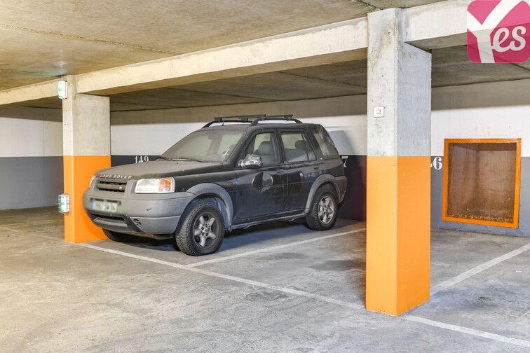Parking Volontaires - Gare Montparnasse avis