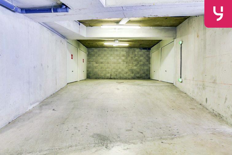 Parking Rue Gaillard - Saint-Mauron - Marseille 3 13003