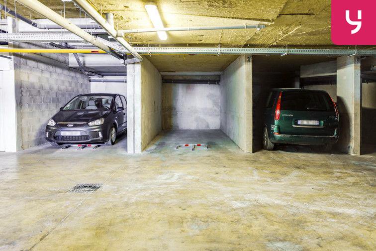 Parking Rue Gaillard - Saint-Mauron - Marseille 3 box