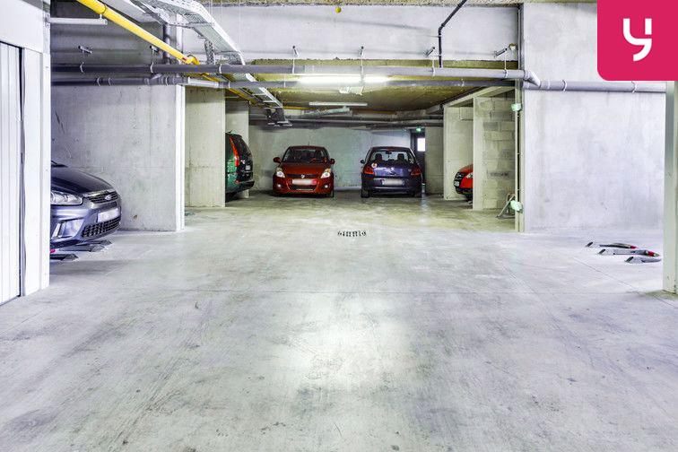 Parking Rue Gaillard - Saint-Mauron - Marseille 3 caméra