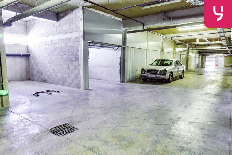 Parking Rue Gaillard - Saint-Mauron - Marseille 3 sécurisé