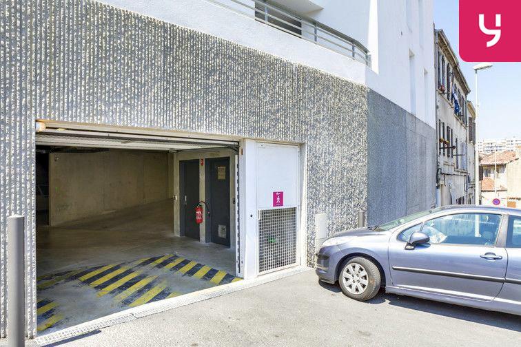 Parking Rue Gaillard - Saint-Mauron - Marseille 3 gardien