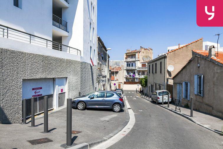 Parking Rue Gaillard - Saint-Mauron - Marseille 3 24/24 7/7