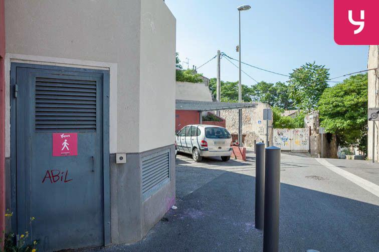Parking Saint-Mauron - Marseille 3 box