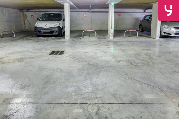 Parking Saint-Mauron - Marseille 3 souterrain
