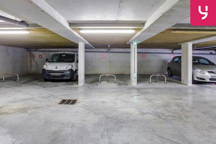 Parking Saint-Mauron - Marseille 3 à louer