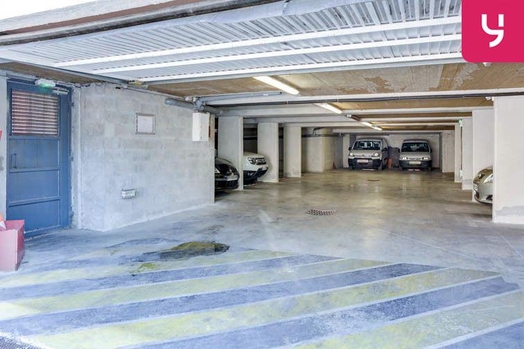 Parking Saint-Mauron - Marseille 3 gardien