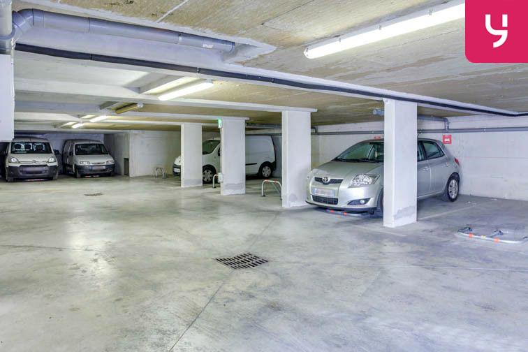 Parking Saint-Mauron - Marseille 3 13003