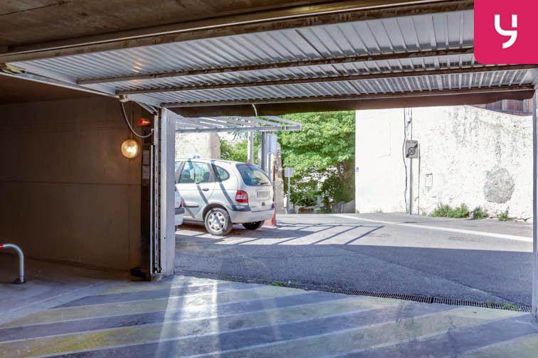 Parking Saint-Mauron - Marseille 3 pas cher