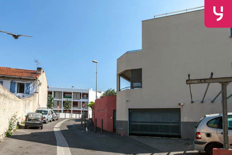 Parking Saint-Mauron - Marseille 3 27 rue Gaillard - bat A