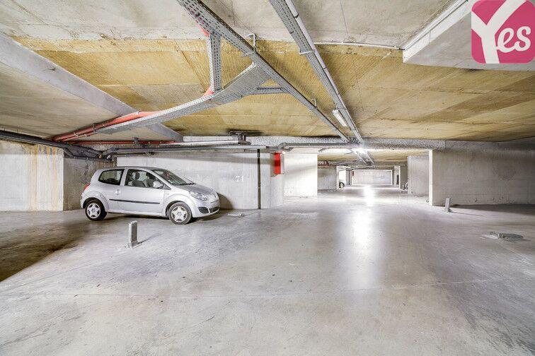 Parking Ste Marguerite Dromel - Marseille 8 box