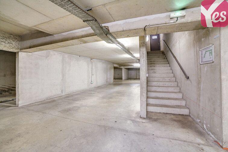 Parking Ste Marguerite Dromel - Marseille 8 24/24 7/7