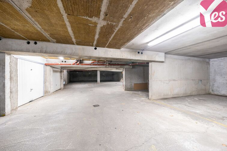 Parking La Valbarelle - Marseille 11 avis