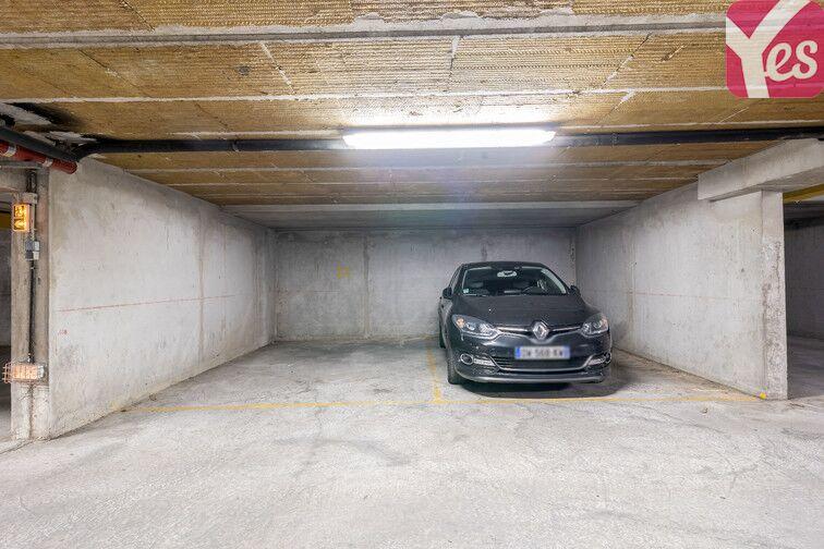 Parking La Valbarelle - Marseille 11 en location