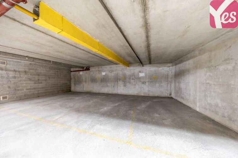 Parking La Valbarelle - Marseille 11 souterrain