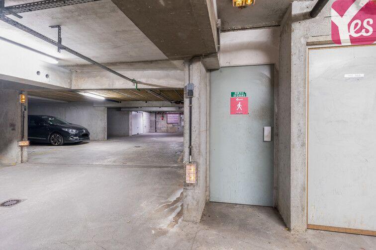 Parking La Valbarelle - Marseille 11 13011