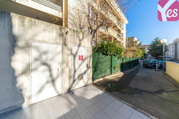 Parking La Valbarelle - Marseille 11 sécurisé