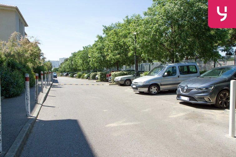Parking Frais Vallon - La Rose - Marseille 13 location