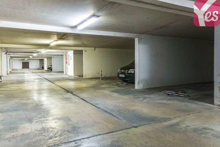 Parking Saint-Barthélémy - Marseille 14 souterrain