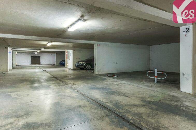 Parking Saint-Barthélémy - Marseille 14 caméra