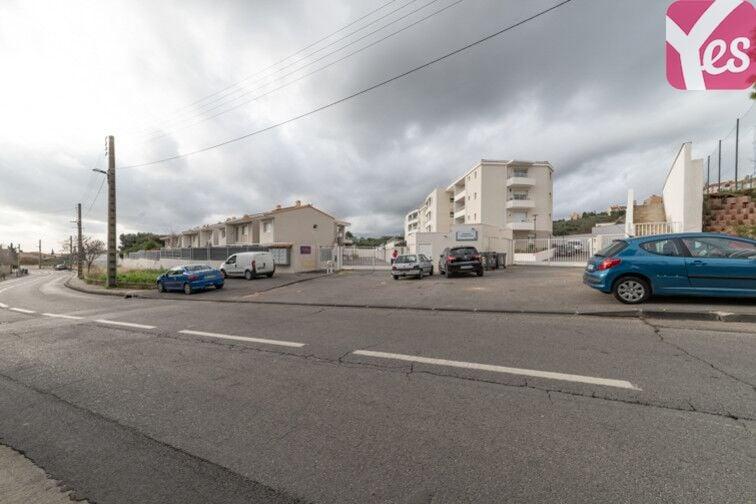 Parking Saint-Mitre - Marseille 14 sécurisé