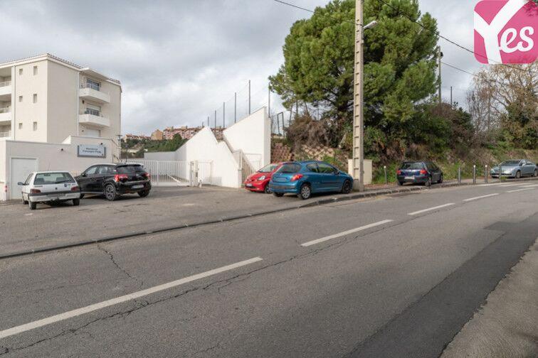 Parking Saint-Mitre - Marseille 14 gardien