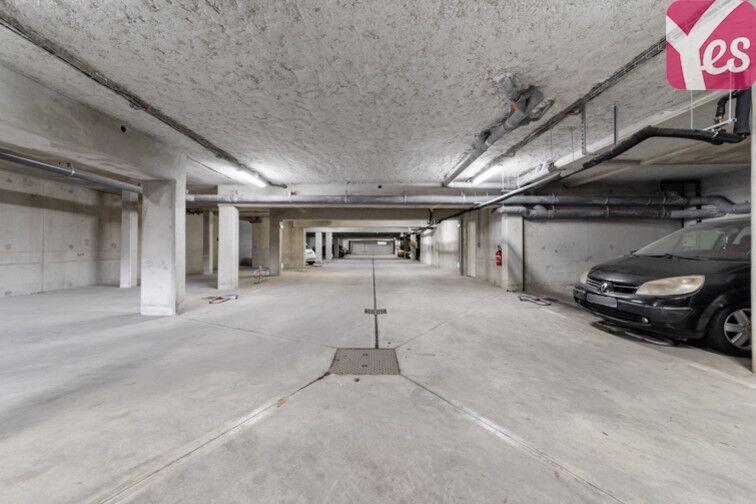 Parking Saint-Mitre - Marseille 14 Marseille