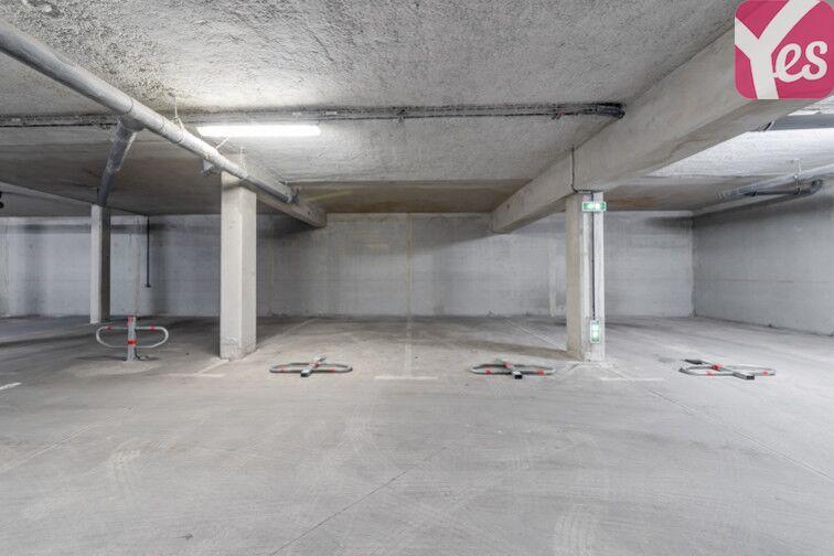 Parking Saint-Mitre - Marseille 14 location mensuelle