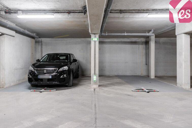 Parking Saint-Mitre - Marseille 14 24/24 7/7