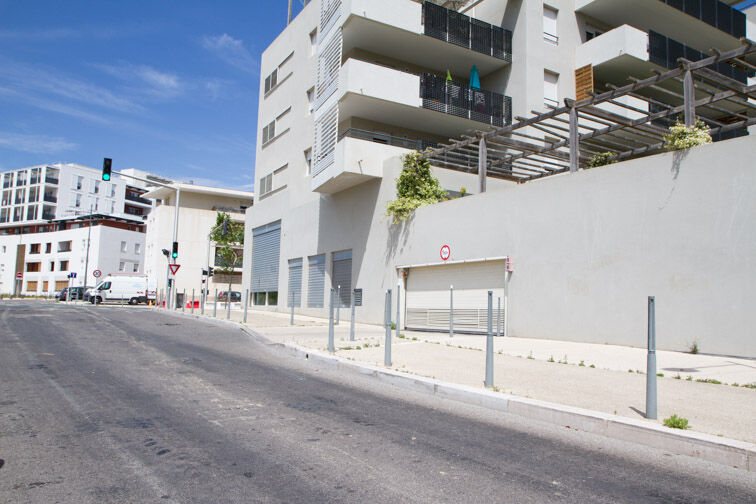Parking Le Merlan - Marseille 14 location