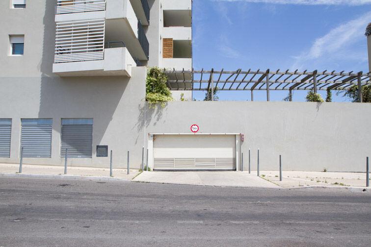 Parking Le Merlan - Marseille 14 à louer
