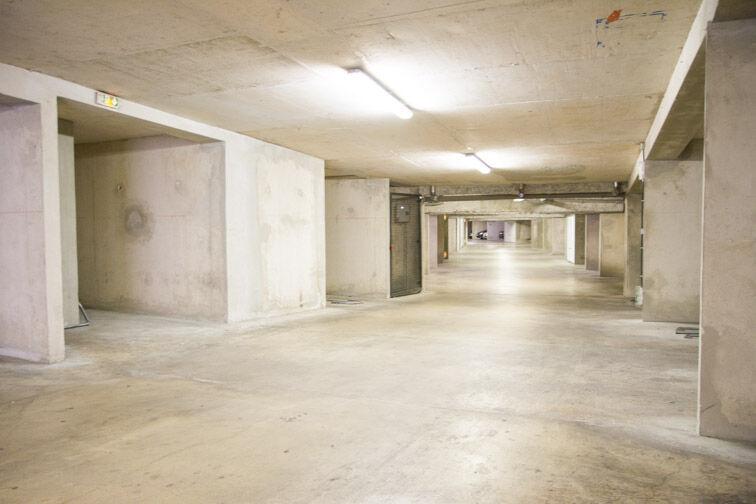 Parking Le Merlan - Marseille 14 garage