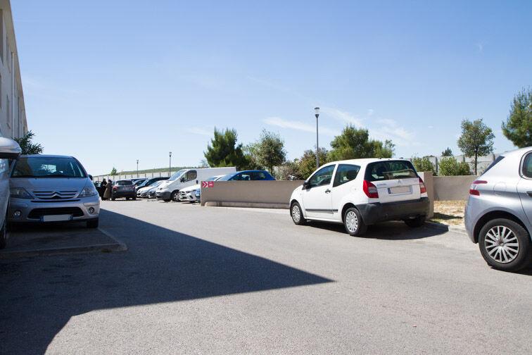 Parking Saint-Antoine - Marseille 15 garage