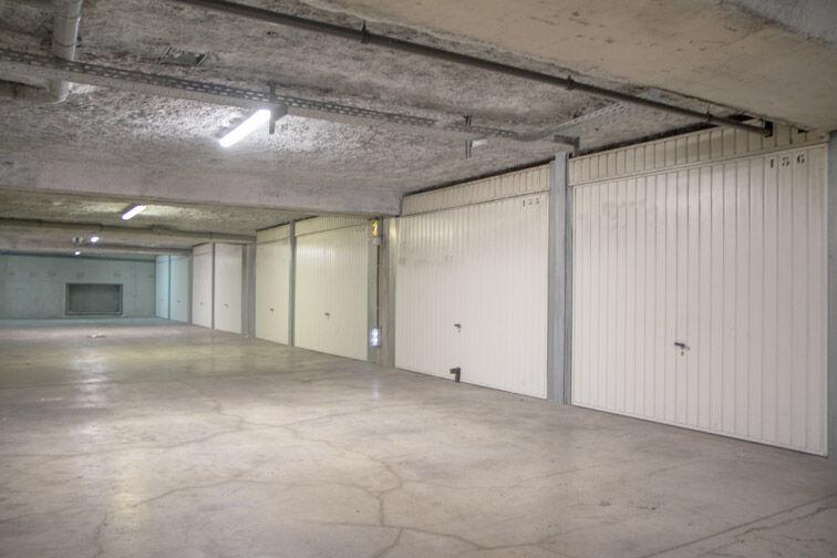 Parking Saint-Antoine - Marseille 15 souterrain